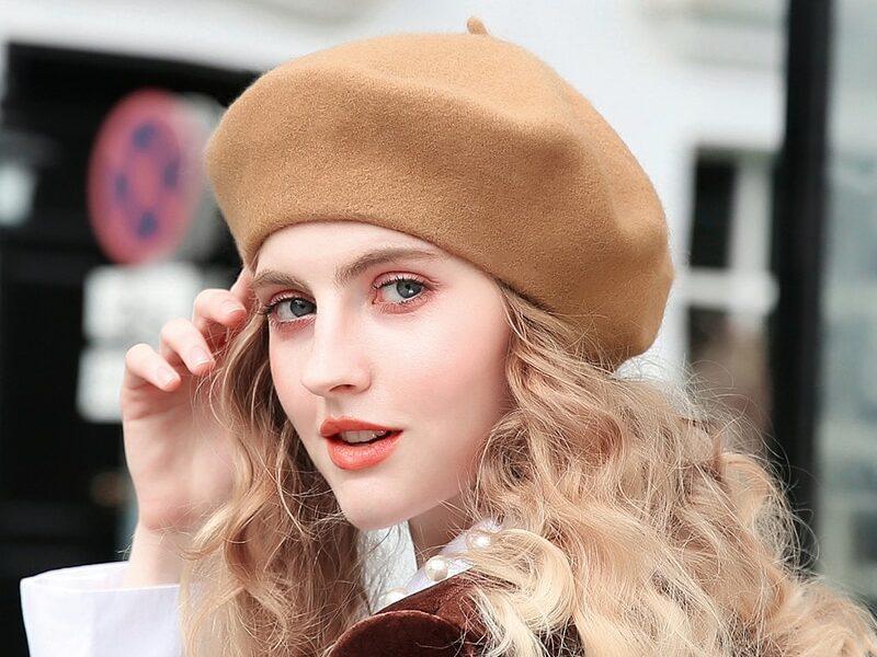 หมวกผู้หญิง
