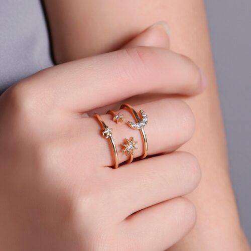 แหวนแฟชั่นเกาหลี