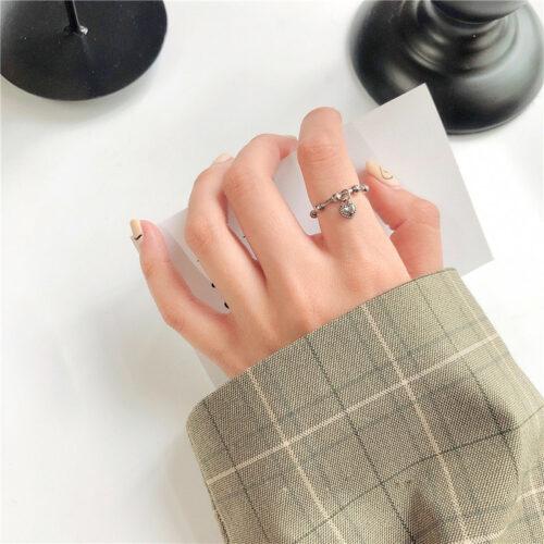 แหวนสำหรับนิ้วยาว
