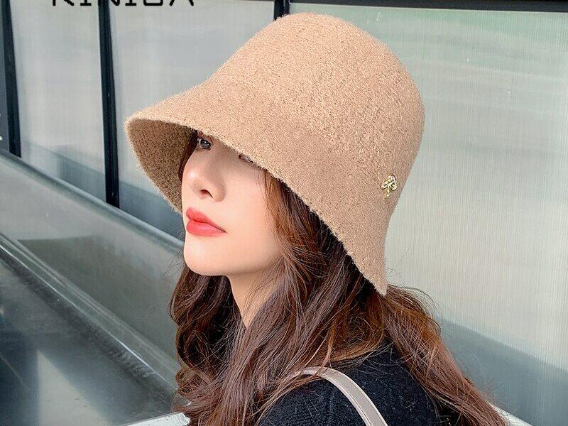 หมวกแบบต่างๆ