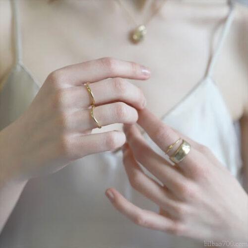 แหวนมินิมอล